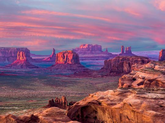 Los espacios naturales más bonitos de EE. UU.