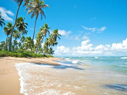 As 6 praias mais relaxantes do mundo
