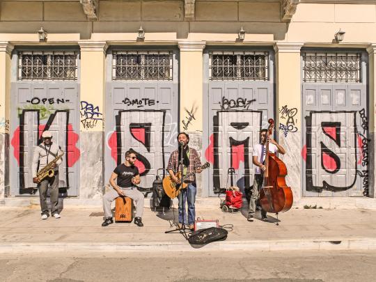 Gdzie znaleźć najlepszą muzykę uliczną na świecie