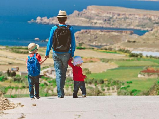 Vacanze low cost per famiglie in Europa