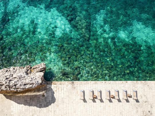 5 najlepszych hoteli z prywatnymi plażami