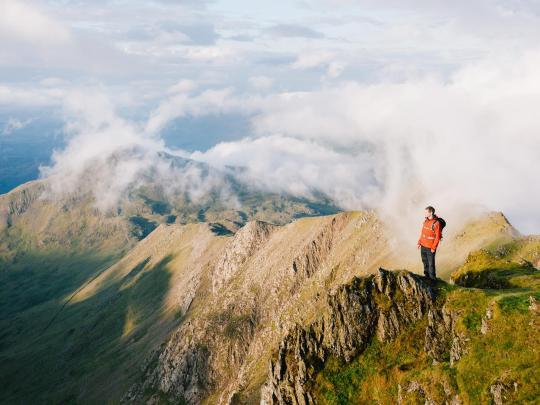 一日で登れる世界の美しい山6選