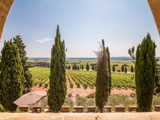 7 châteaux-hôtels en France au cœur de vignobles