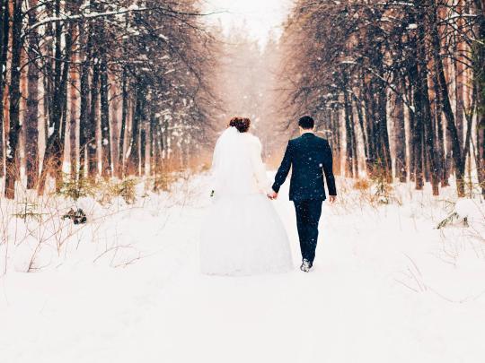 Nezaboravna zimska odredišta za vjenčanja