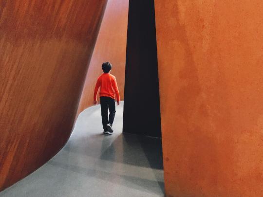Upptäck modern konst med barnen