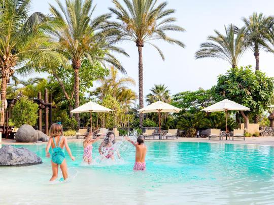 9 hoteles que les van a encantar a tus chicos