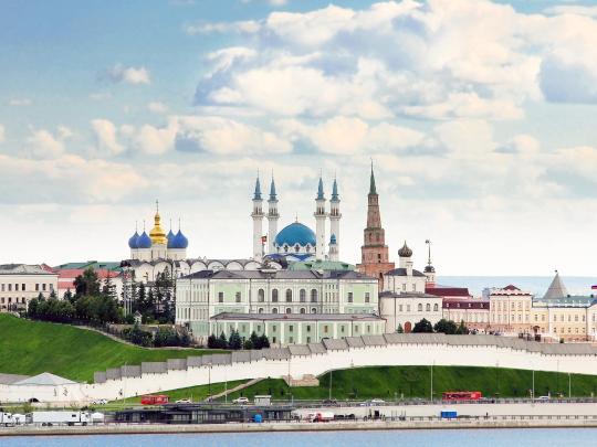 Идея для поездки: Казань, Россия