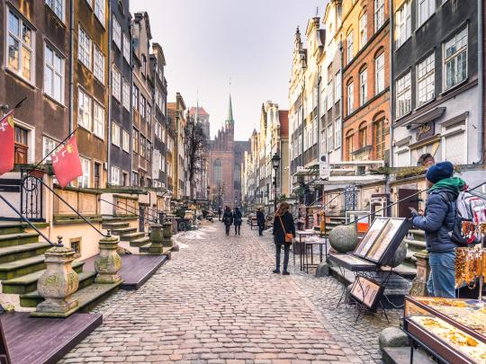 Polens 5 romantischste Kurzreisen