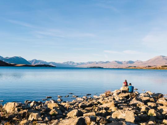 5 romantických destinací pro milovníky přírody