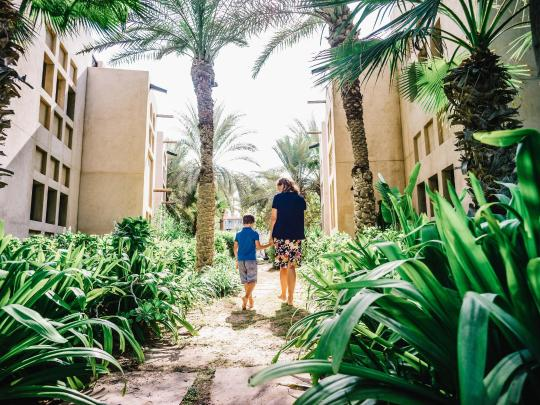 Destinasi resort terbaik untuk keluarga