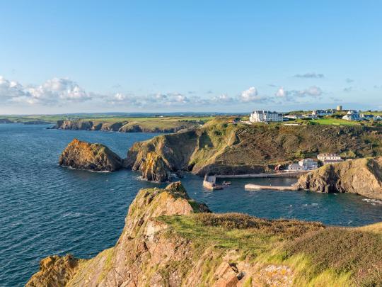 5 kaunimat paika mere ääres jalutamiseks Euroopas