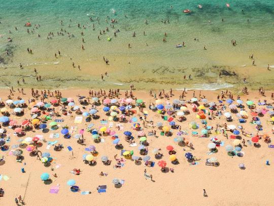 Las mejores playas urbanas de España