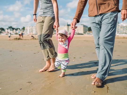 Лучшие пляжи Франции для отдыха с семьей
