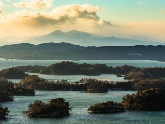 7 îles japonaises mystérieuses et spectaculaires