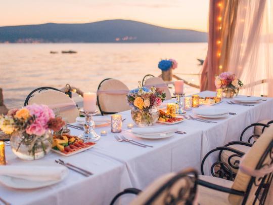7 потрясающих направлений для свадьбы на пляже