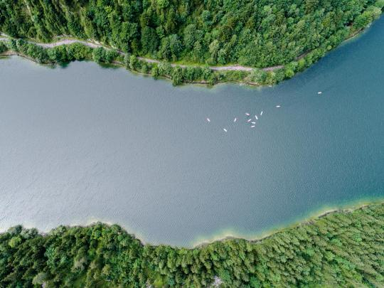 Самые завораживающие озера Польши