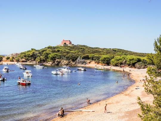 Les meilleures plages familiales de la Côte d'Azur