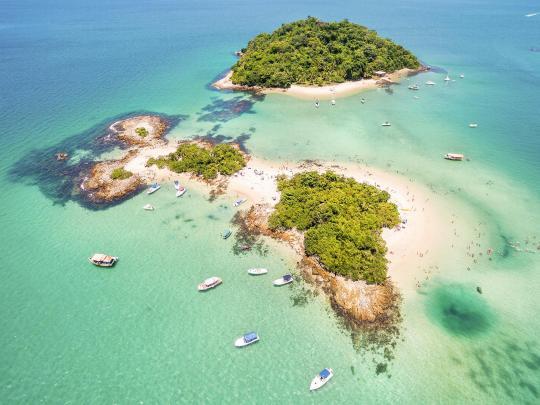 5 ilhas espetaculares do Brasil