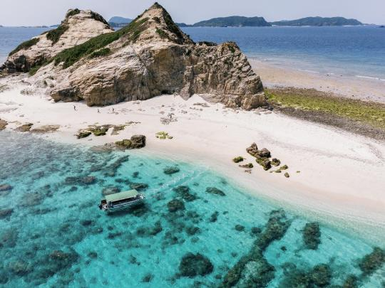 7 ชายหาดที่ยอดเยี่ยมที่สุดในญี่ปุ่น