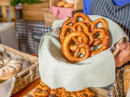 Breaking Bread: Die Geschichte der Brezel