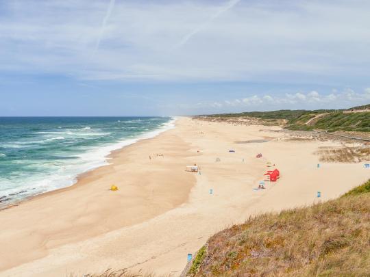 Идеальные для прогулок пляжи Европы