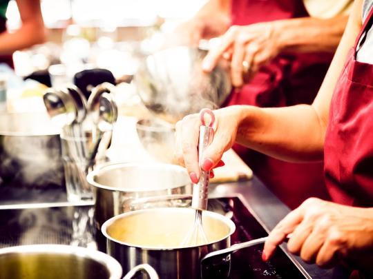 Кулинарные мастер-классы со всего света