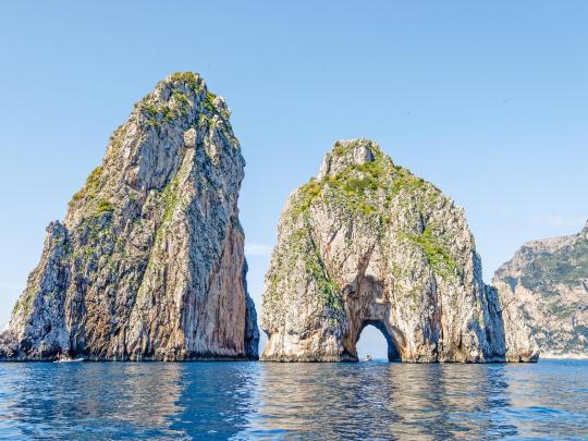 Tres islas míticas que sí existen