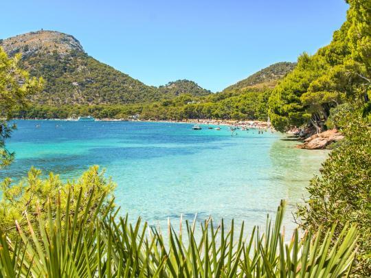 Лучшие пляжи Балеарских островов