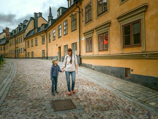 5 mete culturali per famiglie in Europa