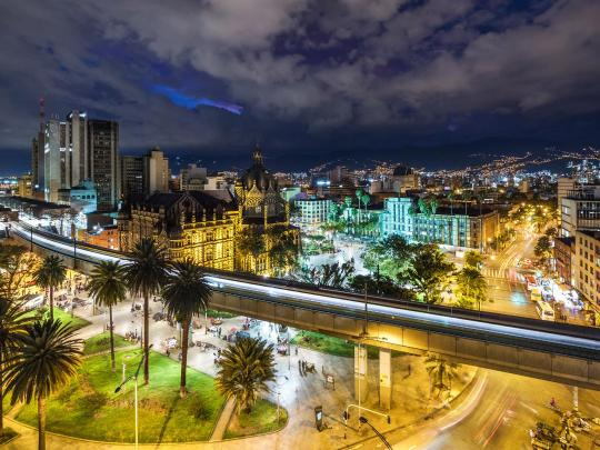 Destinos incríveis perto de Medellín, na Colômbia