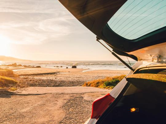 7 Spanish beaches best reached by car