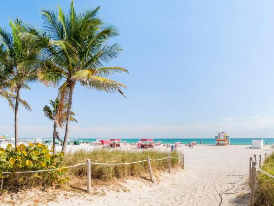 The Best Beaches in the Southeastern U.S.