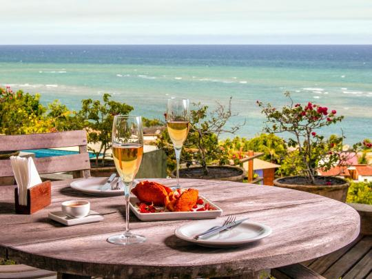 5 blissful beachside restaurants in Brazil