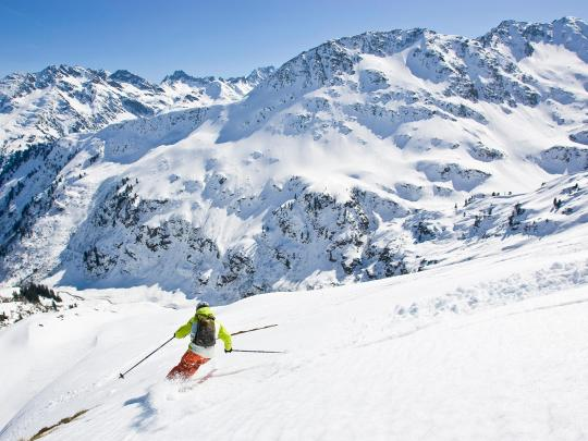 Europe's 5 top spots for late-season skiing