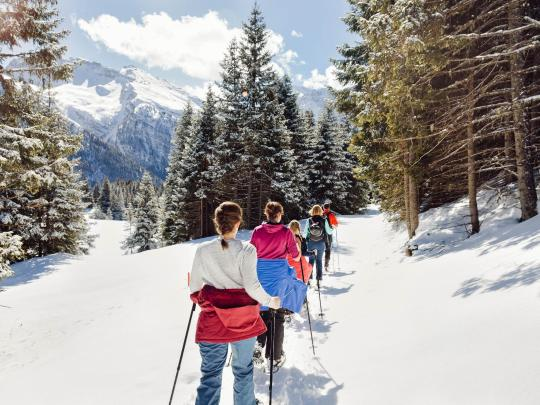 6 weekend per tutti sulla neve degli Appennini