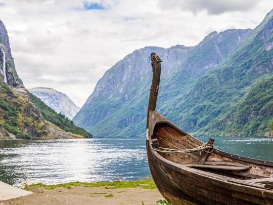 La Scandinavia dei vichinghi