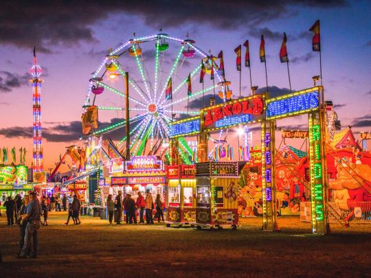 The Biggest State Fairs in the US