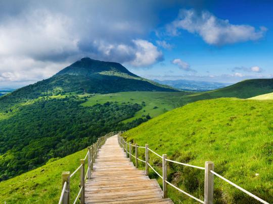 Les plus beaux parcs régionaux français
