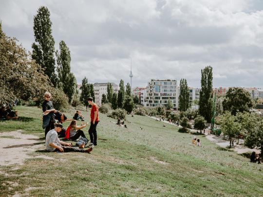 Berlin: Als Tourist unterwegs in der eigenen Stadt
