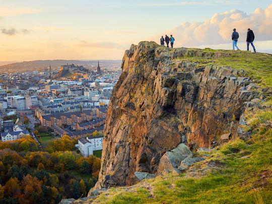 The UK's top spots for group getaways
