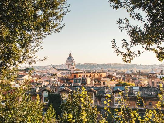 Roma come se fossi in vacanza