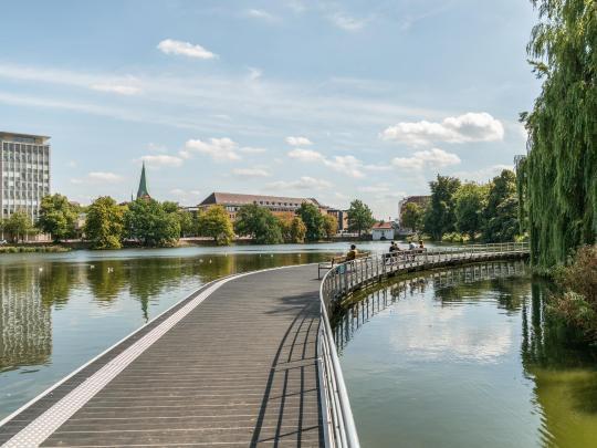 Kiel: Als Tourist unterwegs in der eigenen Stadt