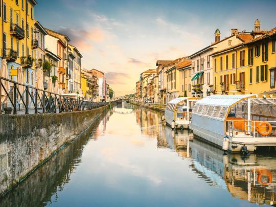 Milano come se fossi in vacanza