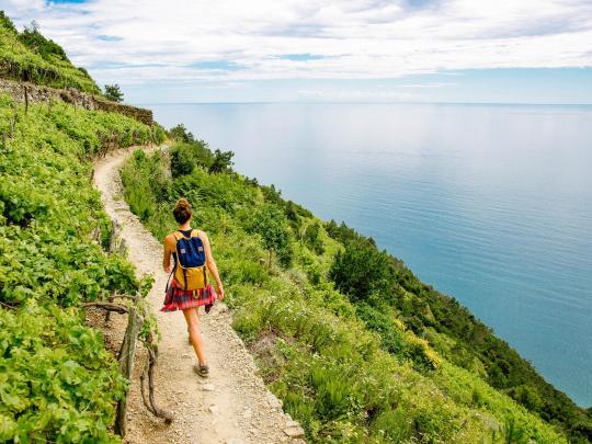 L'Alta Via dei Monti Liguri in 7 tappe