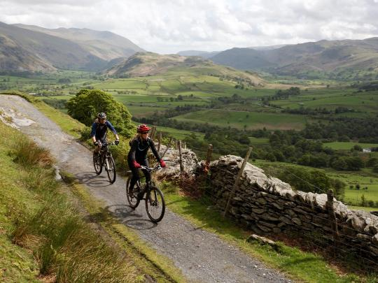 Great cycling holidays: the C2C Cycle Route