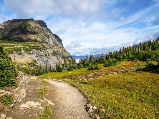 Great walking vacations: Continental Divide Trail