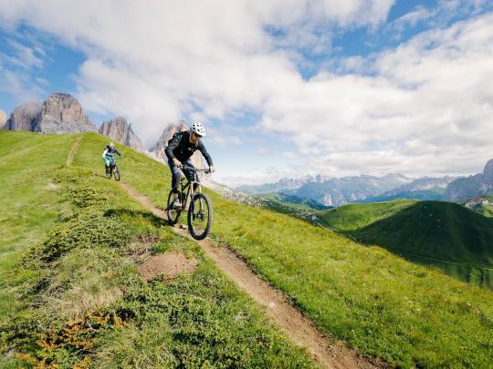 A spasso per il Veneto in bicicletta