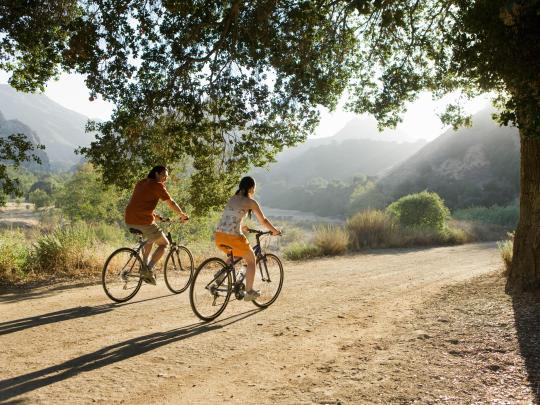 Great Cycling Vacations: Big Sur, California