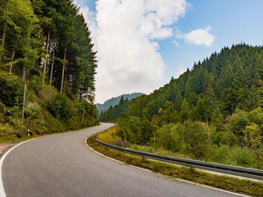 Die schönsten Panoramastraßen: Schwarzwald