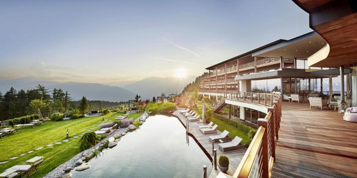 9 роскошных мест в Италии для отдыха на природе